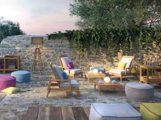 Projekty,  Ogród zaprojektowane przez ATMOSPHERA | Soul of Outdoor
