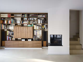 B8 - Townhouse tredup Design.Interiors Modern Living Room
