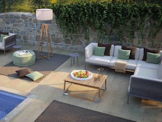 Jardines de estilo  por ATMOSPHERA | Soul of Outdoor