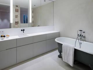Modern style bathrooms by mayelle architecture intérieur design Modern