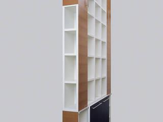 Schrank für überhohe Räume RH 300cm: modern  von Innenarchitektur Döbbe,Modern