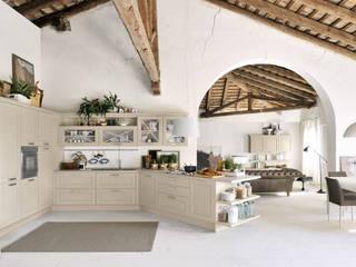 Cocina de estilo  de Studio Ferriani