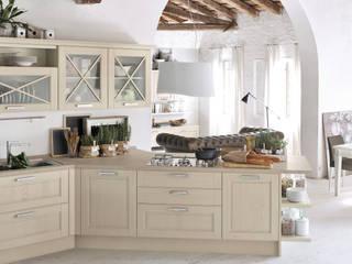Cocinas de estilo clásico por Studio Ferriani