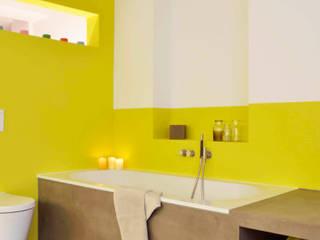 حمام تنفيذ HONEYandSPICE innenarchitektur + design, حداثي