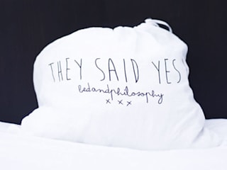 Collection Mariage par Bed and Philosophy