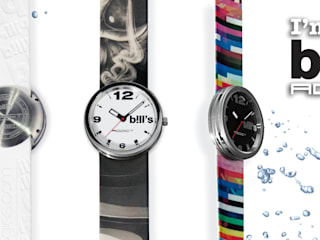 Collection Addict Bill's by curioos:  de style  par Bill's Watches