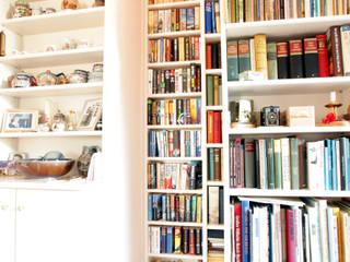 Bibliothekswand von Müller Tischlerei GmbH&Co KG Skandinavisch
