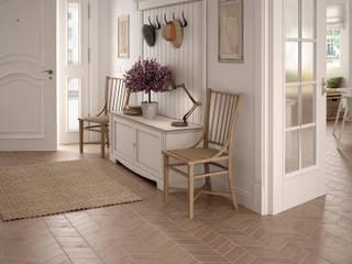 Walls & flooring by Equipe Ceramicas