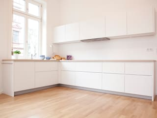 Modern kitchen by eva lorey innenarchitektur Modern