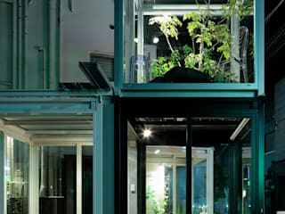 Roppongi Nouen FARM Modern style gardens by OnDesign Modern