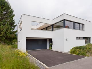 Houses by Catharina Fineder Architektur, Modern