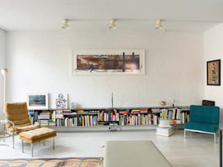Loft on Grand Street, NY Houses by Labo Design Studio