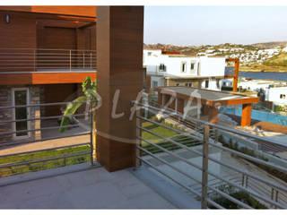 Seba Dream / Bodrum Tropikal Oteller Plaza Yapı Malzemeleri Tropikal