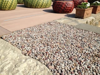 Rizzi giardini garden exterior design architetti del for Laghetto balneabile progetto