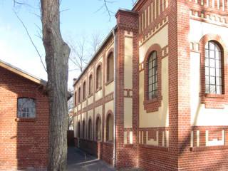 Westseite:   von Thommes Architekten