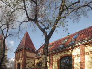 Herbst in Karlshorst:   von Thommes Architekten