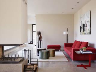 Arquitectura moderna en Madrid: Salones de estilo  de Otto Medem Arquitecto vanguardista en Madrid