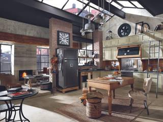 Marchi Cucine presenta i modelli Loft e Nolita di marchi group