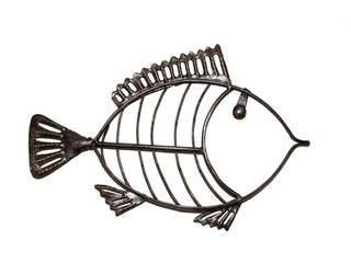 Recycle fish par Anne Mucci Eurl Éclectique