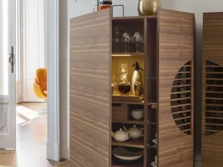 POLIFEMO Produzione Porada Arredi:  in stile  di Studio Architettura e Design Giovanna Azzarello