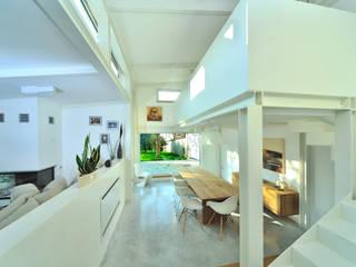 家 の Alessandro Bassetti Architetto