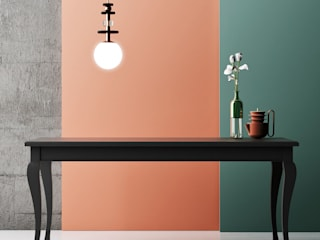 modern Dining room by My Italian Living