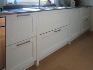 Camelia Kitchen Essenza Legno Kitchen
