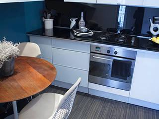 Appartement Batignolles Priscilla Martin Cuisine moderne