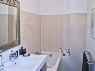 Appartement Batignolles Priscilla Martin Salle de bain moderne