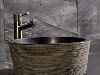 Stonearth - Stone Basins di Stonearth Interiors Ltd Rustico