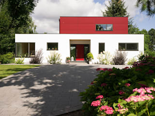 """MAX-Haus Design S"" MAX-Haus GmbH Moderne Häuser"