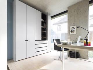 Home-Office-Konzept: modern  von interlübke/Lübke GmbH & Co. KG,Modern