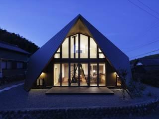 ORIGAMI: TSC Architectsが手掛けた家です。