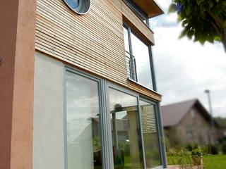 Neubau eine Einfamilienhauses:   von Hausplus - Die Wohnbau GmbH