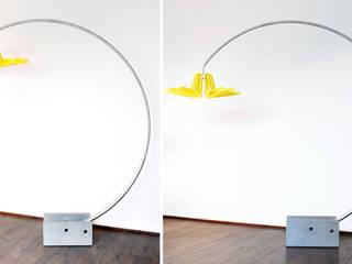 Luminaire Girassol par Anouche Hachmanian Design Moderne