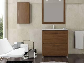 Conjunto Eco de 80, Modelo 5110, mueble de 80cm de KIENZO Moderno