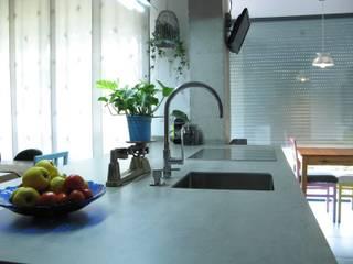 Mediterranean style kitchen by GPA Gestión de Proyectos Arquitectónicos ]gpa[® Mediterranean