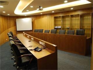 قاعة مؤتمرات تنفيذ Neeras Design Studio