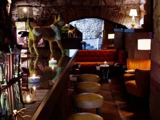 Restaurante PALOSANTO - Kaki de BONBA studio Escandinavo