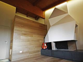 Luca Mancini | Architetto의  거실