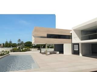 Casa Cabo Roig Casas de estilo moderno de Alicante Arquitectura y Urbanismo SLP Moderno