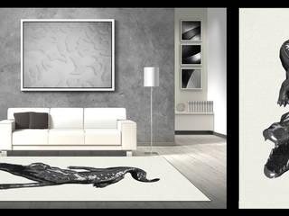 Richard Orlinski-Crocodile : Maisons de style  par Yunikart