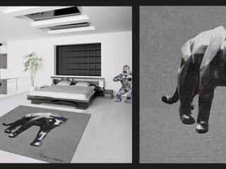 Richard Orlinski-Panthère : Maisons de style  par Yunikart