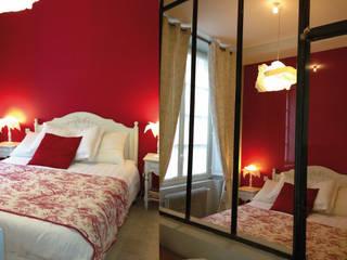Appartement dans quartier historique de Dijon par Kreatitud Déco Design Classique