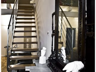 Modern Oturma Odası Ignazio Buscio Architetto Modern