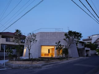 SHIRASU Casas modernas por ARAY Architecture Moderno