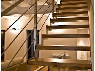 Ignazio Buscio Architetto Vestíbulos, pasillos y escalerasEscaleras