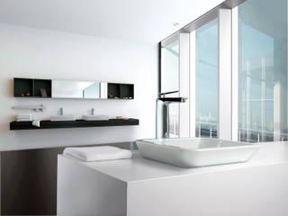 BOOMERANG BY MARCO PIVA: Bagno in stile in stile Moderno di Gattoni Rubinetteria SPA