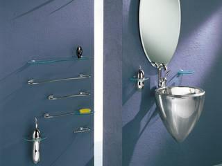 TIMPANO+ ETHOS:  in stile  di bolan- progetto bagno