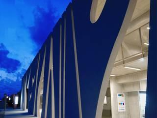 Коммерческие помещения в . Автор – EASTERN design office イースタン建築設計事務所, Модерн